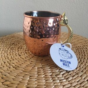 Moscow Mule Mermaid Tail 16 oz. Drinkware